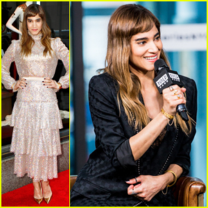 Sofia Boutella Says Her 'Mummy' Is The Ultimate Feminist