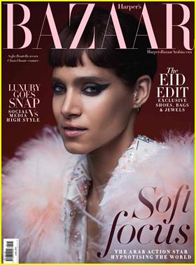 The Mummy's Sofia Boutella Tells 'Harper's Bazaar Arabia' She's 'Proud To Be Algerian'