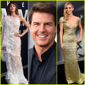 Tom Cruise & 'The Mummy' Cast Premiere the Film in NYC!