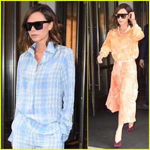 Victoria Beckham is Showing Off Her New Summer Wardrobe!