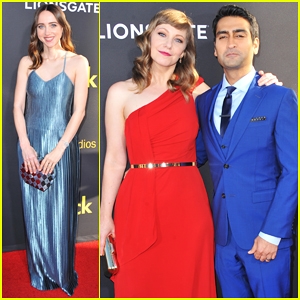 Zoe Kazan & Kumail Nanjiani Premiere 'The Big Sick' In Hollywood - Watch Official Trailer!