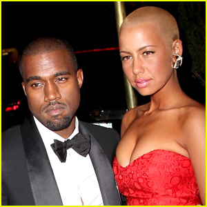 Amber Rose Talks Kanye West