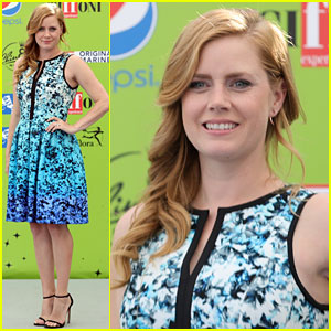 Amy Adams Honored at Giffoni Film Festival 2017