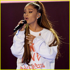 Ariana Grande is 'Moved' By Honorary Manchester Citizenship