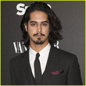Avan Jogia Seemingly Denies 'Aladdin' Casting Rumors After Auditioning