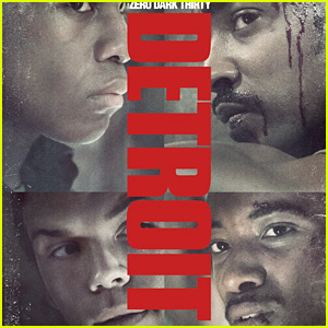 'Detroit' Movie Poster Features John Boyega, Will Poulter, & More