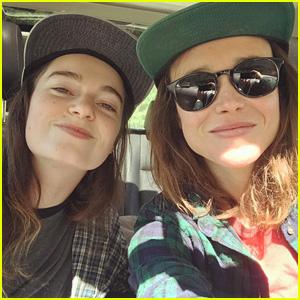 Ellen Page Is Dating Dancer Emma Portner!