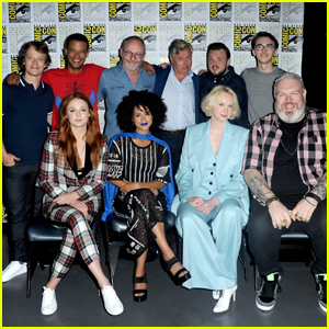 'Game of Thrones' Cast Step Out at Comic-Con & Debut New Trailer - Watch Now!