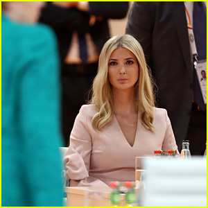 Ivanka Trump Sits in President's Seat at G20 Leaders Table