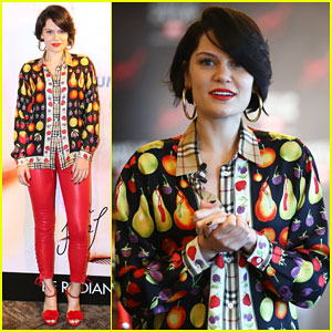 Jessie J Touches Down in Tokyo to Represent Make Up For Ever!