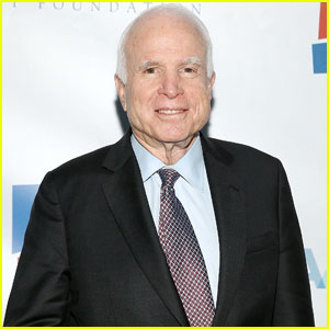 John McCain Diagnosed With Brain Cancer - Celebs React