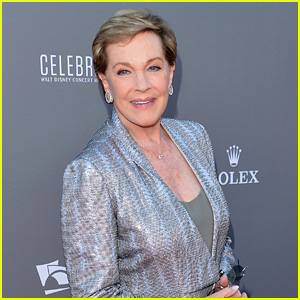 Julie Andrews Recalls 'Spitting Dirt' While Filming Iconic 'Sound of Music' Scene! (Video)