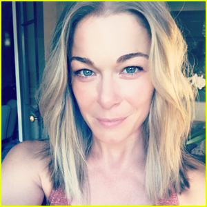LeAnn Rimes Debuts Super Short Locks For Summer!