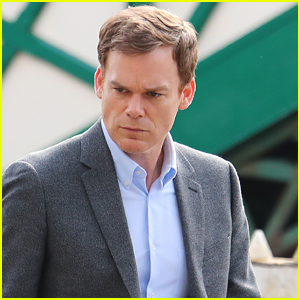 Michael C. Hall Continues Filming New Netflix Show 'Safe'
