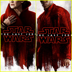 New 'Star Wars: The Last Jedi' Posters & BTS Footage Debuts at D23 Expo!