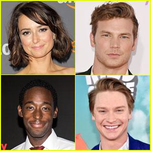 Marvel's 'New Warriors' Cast Revealed!