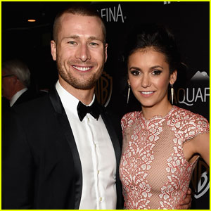 Nina Dobrev is Dating 'Scream Queens' Actor Glen Powell