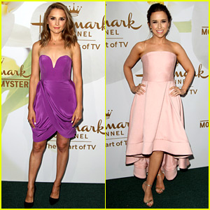 Rachael Leigh Cook & Lacey Chabert Give Us the '90s Feels at Hallmark TCA Party