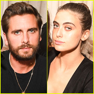Scott Disick Seen Making Out with New Woman Emma Blanchard