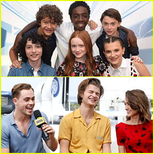 'Stranger Things' Cast Joined By New Stars at Comic-Con!