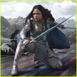 Here's Every Bad-Ass Tessa Thompson Moment from the 'Thor: Ragnarok' Trailer!