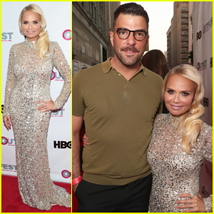 Zachary Quinto, Kristin Chenoweth & More Hit Red Carpet at LGBT Film Fest Opening Night!