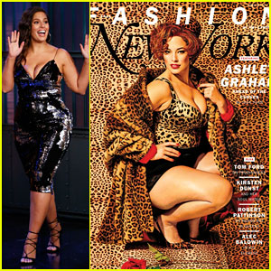 Ashley Graham: 'I Know I'm on This Pedestal Because of White Privilege'