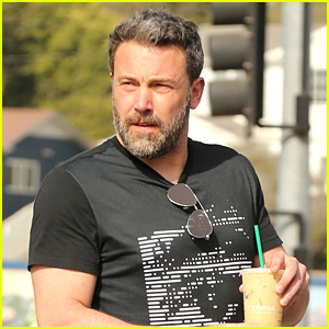 Ben Affleck Steps Out Solo in LA After Spending Time with Girlfriend Lindsay Shookus in NYC