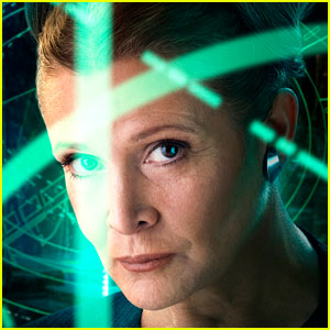 John Boyega Opens Up About Carrie Fisher's 'Star Wars' Send Off