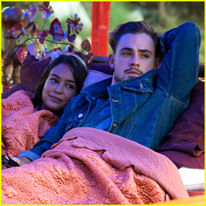 Dacre Montgomery & Courtney Eaton Star in Angus & Julia Stone's 'Chateau' Music Video - Watch!