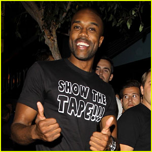 Bachelor in Paradise's DeMario Jackson Wears 'Show the Tape' Shirt