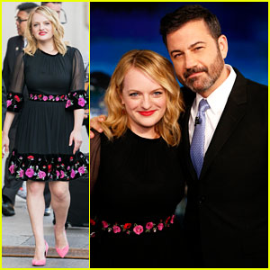 Elisabeth Moss Found Out About Her Emmy Nomination Via A Shirtless Anthony Rizzo Gif!
