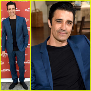 Gilles Marini Launches World Market's Fall Small Space Collection!