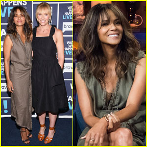 Halle Berry Dishes On Having Malia Obama as a PA: 'I Was Such A Huge Fan Of Her'
