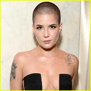 Halsey Fights Back at Fan Who Criticized Her Posing for 'Playboy'