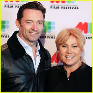 Hugh Jackman & Wife Deborra-Lee Furness Have a Date Night in Melbourne