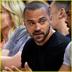 Jesse Williams Doesn't Stand for National Anthem at Basketball Game After Charlottesville Attack