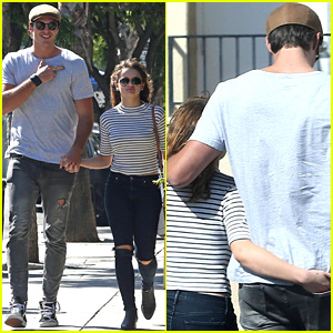 Joey King Keeps One Hand in Boyfriend Jacob Elordi's Pocket!