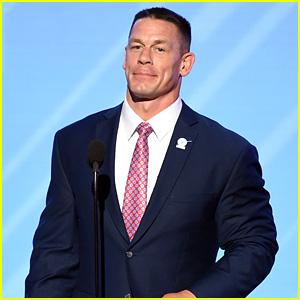 John Cena Breaks Down in Tears After Surprise From Fans (Video)