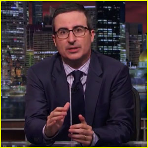 John Oliver Slams Donald Trump for Comments on Charlottesville Violence - Watch Here!