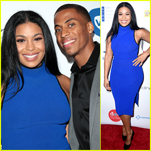 Jordin Sparks Makes First Red Carpet Appearance with Boyfriend Dana Isaiah