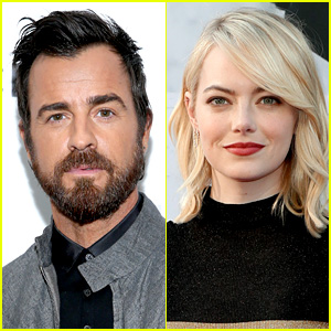 Justin Theroux Joins Emma Stone in Upcoming Netflix Series!
