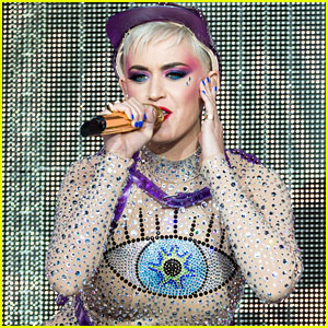Katy Perry Delays 'Witness' Tour, Announces Opening Acts