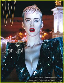 Katy Perry Feels So Liberated: 'Politically, Mentally, Spiritually, Sexually'