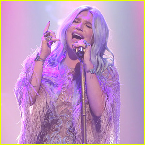 Kesha Performs 'Praying' on Jimmy Fallon's Show - Watch Now!