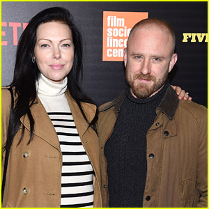 Laura Prepon & Fiance Ben Foster Welcome First Child!