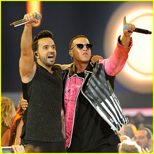 Luis Fonsi, Daddy Yankee & Justin Bieber's 'Despacito' Officially Ties With Mariah Carey for Longest No. 1 Run