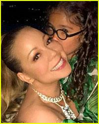 Mariah Carey's Daughter Sings Duet of 'Always Be My Baby' - Watch Now!