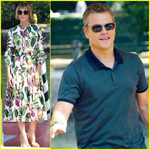 Matt Damon & Kristen Wiig Debut 'Downsizing' First Teaser at Venice Film Fest - Watch Here!