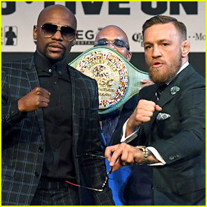Mayweather vs. McGregor Fight - Celebrity Attendees List!